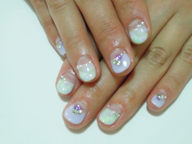 Marble Nail_a0239065_18244866.jpg