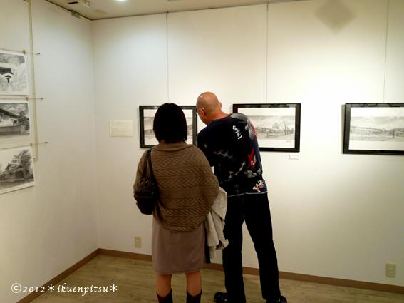 遅ればせながら、個展レポート・其の一 会場風景編 2012/4/26_f0099972_233231100.jpg