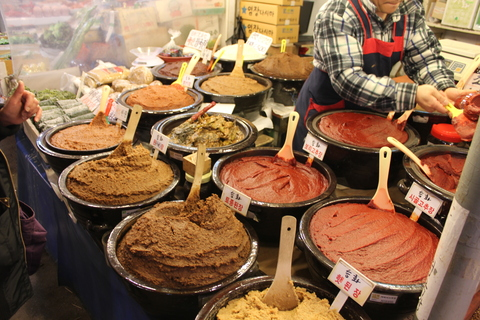 京東市場(キョンドンシジャン)のお気に入りのお味噌屋さん_a0223786_15505158.jpg