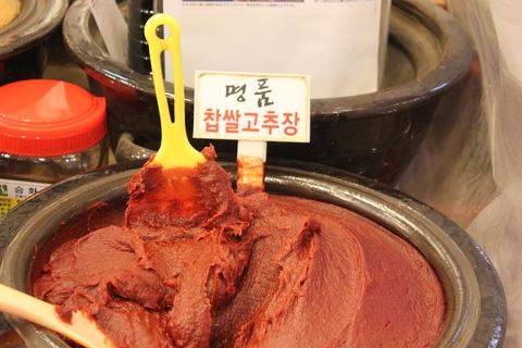 京東市場(キョンドンシジャン)のお気に入りのお味噌屋さん_a0223786_17101013.jpg