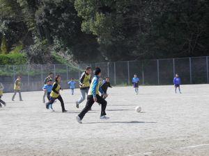 親子サッカー教室 6年生を送る会_c0218303_23133821.jpg