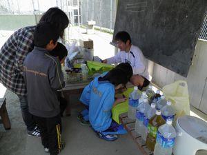 親子サッカー教室 6年生を送る会_c0218303_23223361.jpg