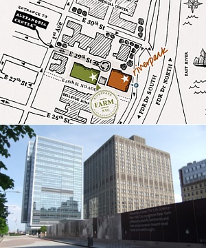 レストランと生命科学研究センターが運営するニューヨークの都市農園、リバーパーク・ファーム_b0007805_2452963.jpg