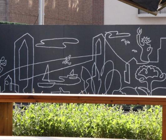 レストランと生命科学研究センターが運営するニューヨークの都市農園、リバーパーク・ファーム_b0007805_246575.jpg