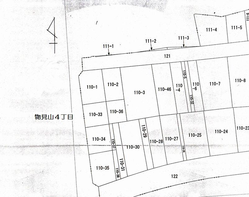 新潟市東区物見山売地_a0133027_16282247.jpg