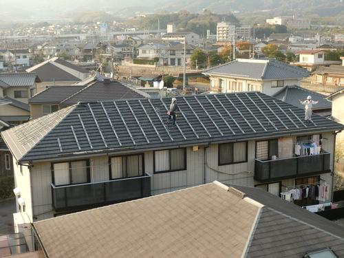 廿日市市 K様邸太陽光発電システム設置工事_d0125228_18162810.jpg