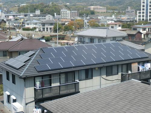廿日市市 K様邸太陽光発電システム設置工事_d0125228_18245391.jpg