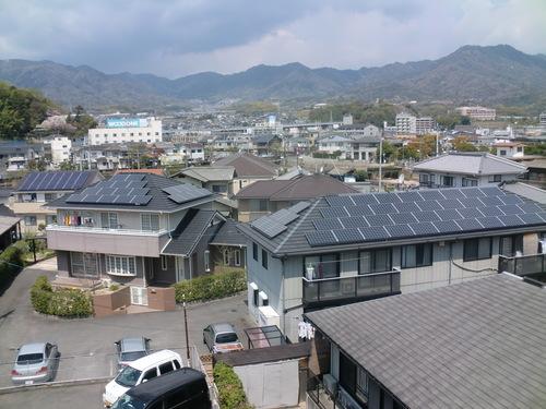 廿日市市 K様邸太陽光発電システム設置工事_d0125228_18253995.jpg