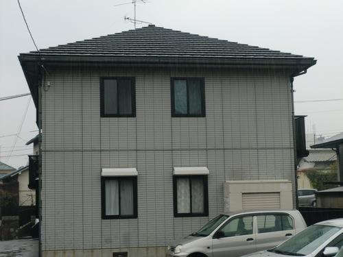 廿日市市 K様邸太陽光発電システム設置工事_d0125228_1863433.jpg