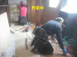 震災復旧工事 住宅応急修理編_f0031037_22332918.jpg
