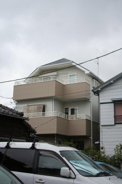 塗装工事が終了。お引き渡しをしました(川崎市)_e0207151_18153612.jpg