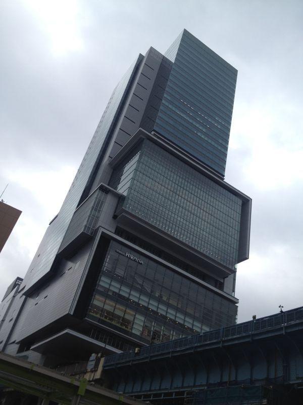 渋谷ヒカリエ☆プレオープン_c0151965_126507.jpg