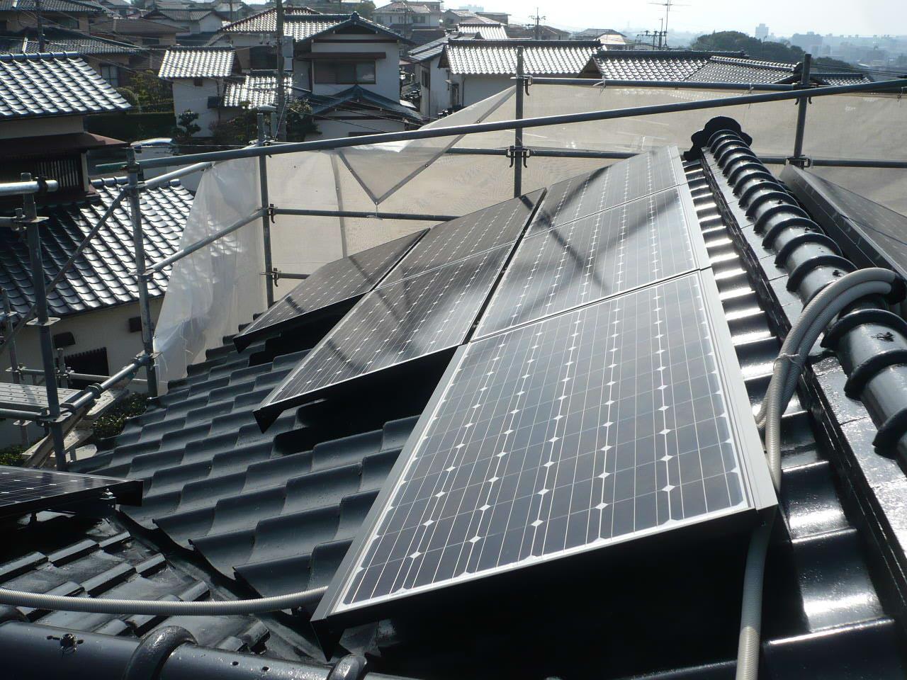 太陽光設置工事_e0268569_16334381.jpg