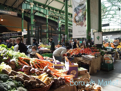 Borough Market に行く♪_d0088196_2143373.jpg