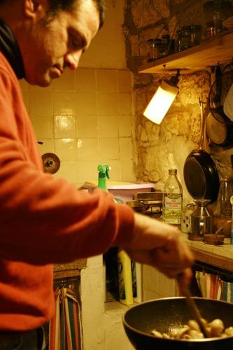 キノコの食べ方~菌の話_f0106597_0481189.jpg