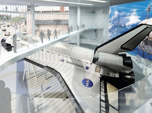 もうすぐニューヨーク上空をスペース・シャトルが飛び回ります_b0007805_21563650.jpg