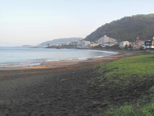 秋谷海岸 散歩_d0150720_6373028.jpg