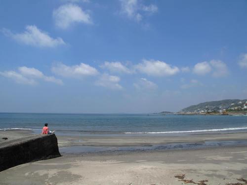 秋谷海岸 散歩_d0150720_6385242.jpg