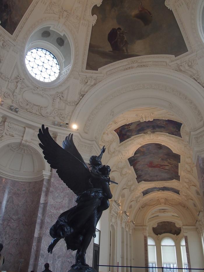 2012 2月 パリ  Petit Palais へ_f0062122_7504678.jpg