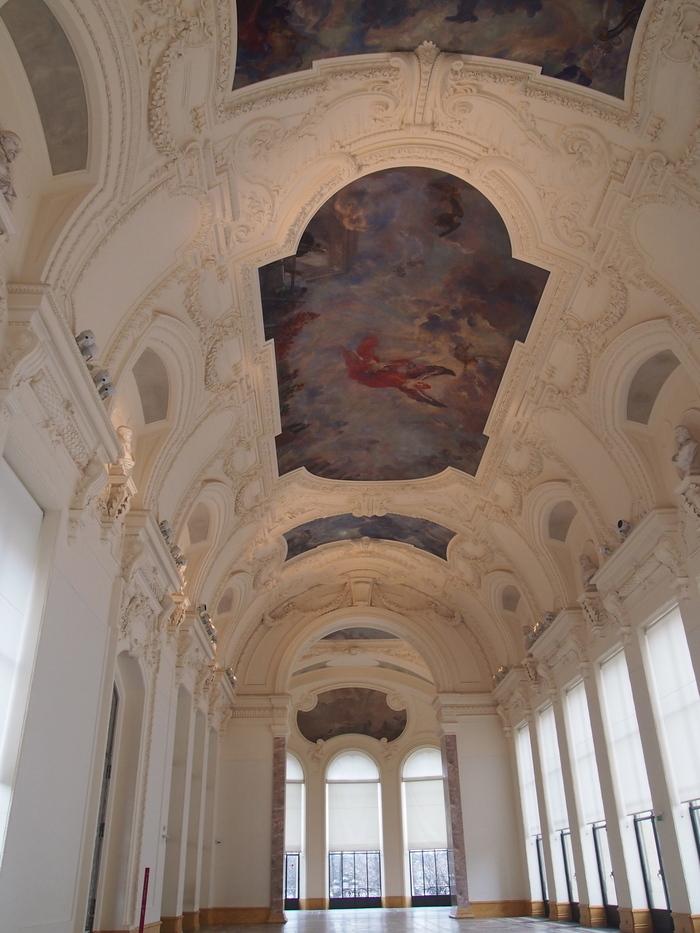 2012 2月 パリ  Petit Palais へ_f0062122_7543594.jpg