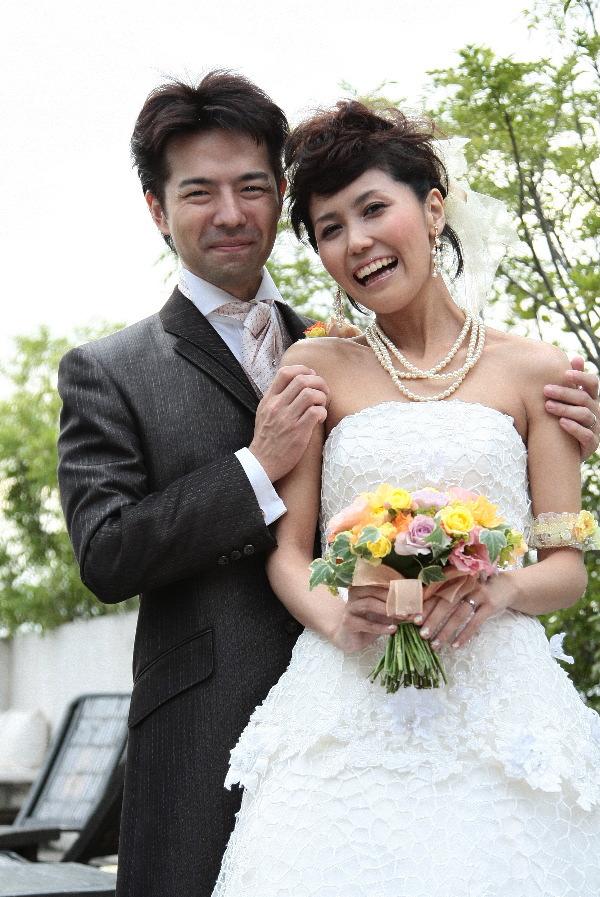 新郎新婦様からのメール 4年目、笑顔という黄金の報酬 XEX代官山 _a0042928_1813662.jpg