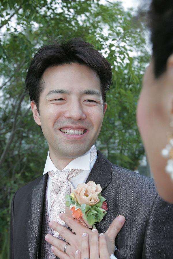 新郎新婦様からのメール 4年目、笑顔という黄金の報酬 XEX代官山 _a0042928_1844199.jpg