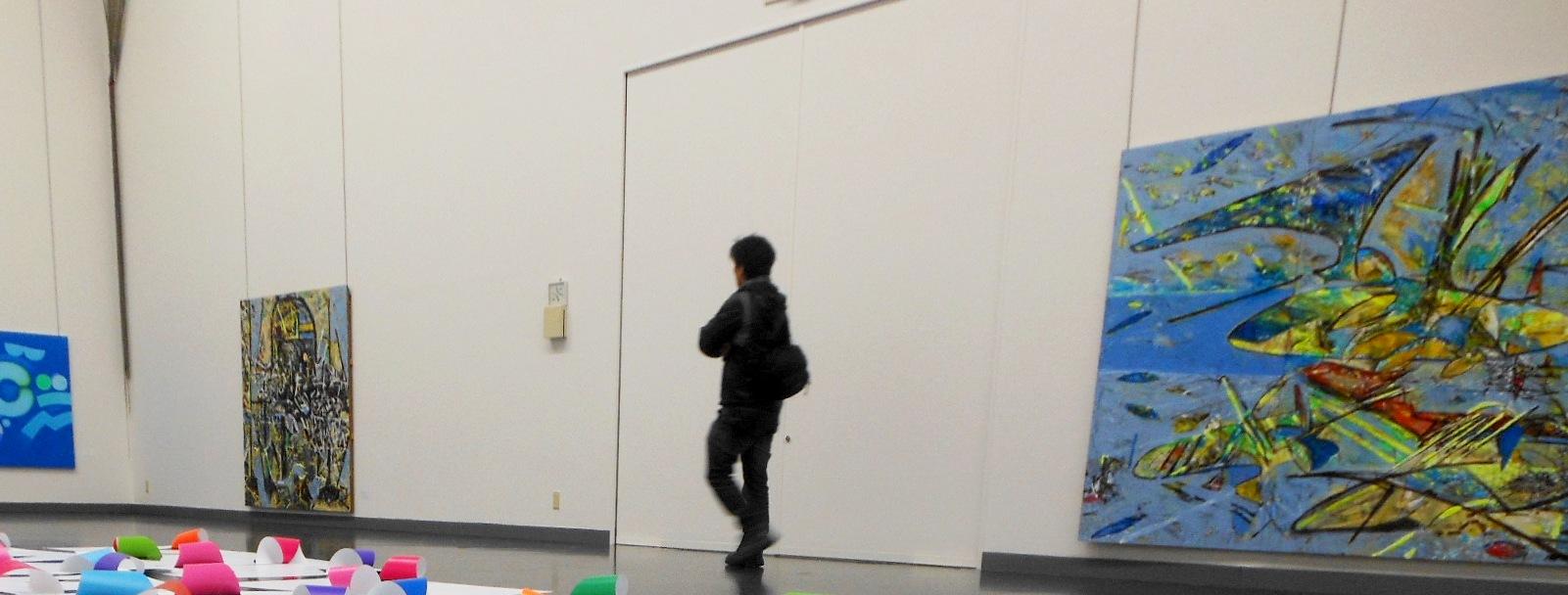 1721)④「北海道抽象派作家協会展 '12 第39回」 市民ギャラリー 終了・4月10日(火)~4月15日(日)  _f0126829_11373932.jpg