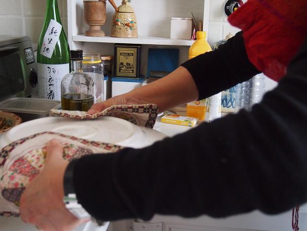 フランスのお袋の味、Tarte Tatin (タルタ・タタン) _f0152733_21141690.jpg