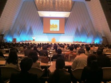 京都国際会館で講演_f0088456_045489.jpg