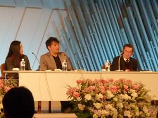 京都国際会館で講演_f0088456_0545565.jpg