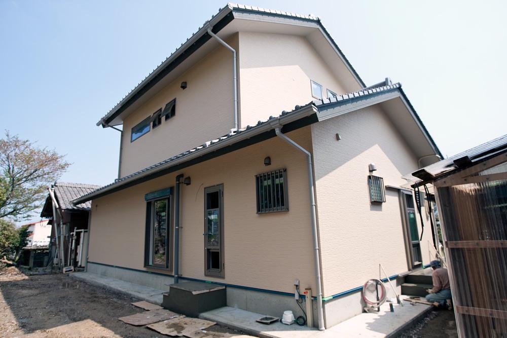 和の趣 木造2階建ての家 〜その7〜_a0163962_11242911.jpg