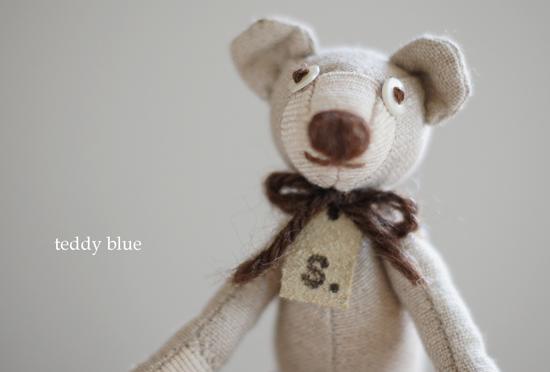 teddy tiny eco girl  ちっちゃなテディ エコガール_e0253364_11272233.jpg