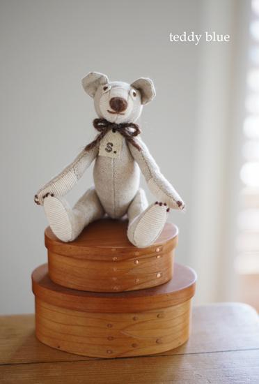 teddy tiny eco girl  ちっちゃなテディ エコガール_e0253364_11333083.jpg