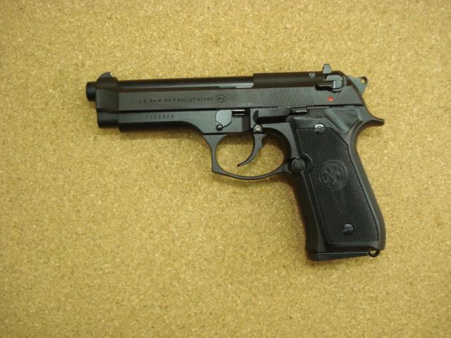 マルシン M9 ヘビーウェイト モデルガン_f0131995_1310345.jpg