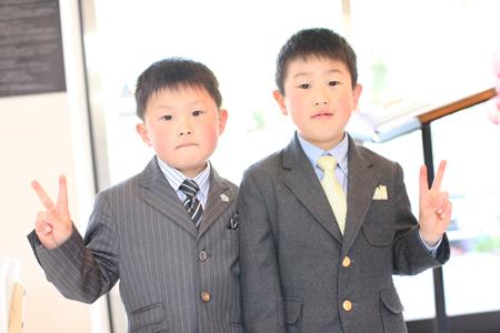 たかきくん☆入学記念_b0203705_1839177.jpg