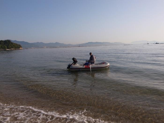 ボート釣り その3_c0116915_22473514.jpg