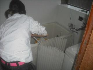 震災復旧工事 浴室編_f0031037_19593963.jpg