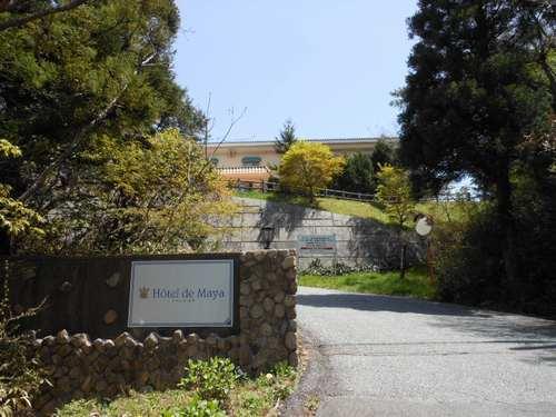 甲山から六甲山経由で摩耶山への稜線ドライブ。_d0083265_1929829.jpg