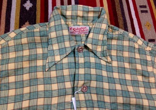 4/30(月)入荷!40'S ボックス コットンシャツ!_c0144020_23525034.jpg