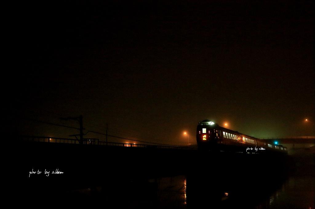 ルパン三世列車あんど夜のスーパーおおぞらより~_a0039860_21401258.jpg