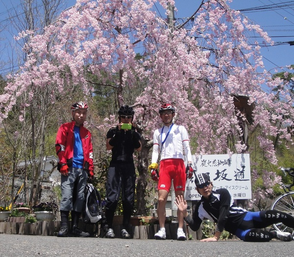 4/28 ゴールデンウィーク初日サイクリング_b0217782_19131098.jpg