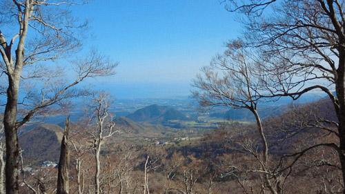 春山登山からのスノボ_e0173183_9512671.jpg