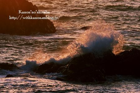 日本海に沈む夕日_d0148187_1305199.jpg
