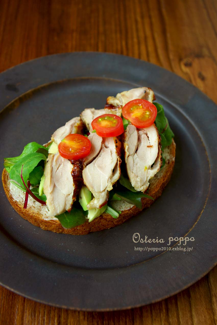 Smoky Roast Chicken Sandwich_d0159001_18255788.jpg