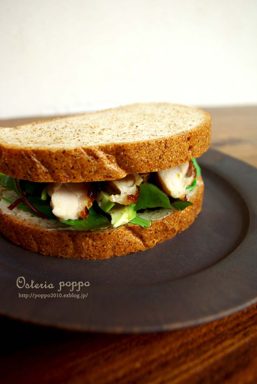 Smoky Roast Chicken Sandwich_d0159001_18265181.jpg