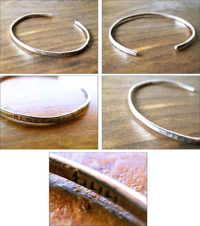 huu[エイチ・ユー・ユー] beneet bangle #2 silver [B-211] [MEN\'S/LADY\'S] _f0051306_17153893.jpg