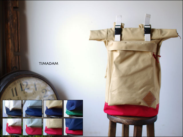 TIMADAM [ティマダム] day pack large [デイパックラージ]MEN\'S/LADY\'S_f0051306_1721946.jpg