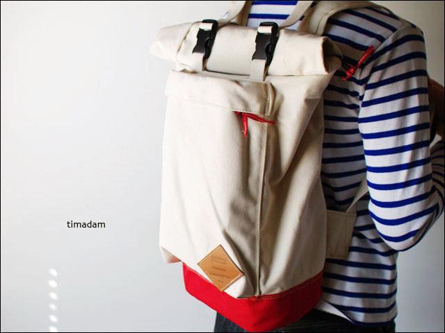 TIMADAM [ティマダム] day pack medium [デイパックミディアム]MEN\'S/LADY\'S _f0051306_173415.jpg