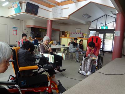 4/29日曜恒例、喫茶の時間!_a0154110_9333145.jpg