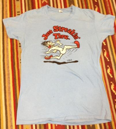 5/1(火)入荷! 70'S HANES ストリーキング Tシャツ!_c0144020_2238596.jpg
